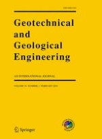 Geotechnical and Geological Engineering 1/2016