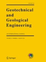 Geotechnical and Geological Engineering 4/2016