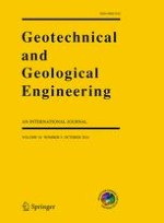 Geotechnical and Geological Engineering 5/2016
