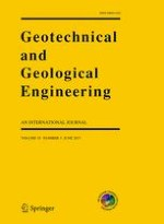 Geotechnical and Geological Engineering 3/2017