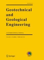 Geotechnical and Geological Engineering 1/2018