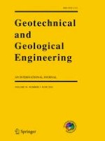 Geotechnical and Geological Engineering 3/2018