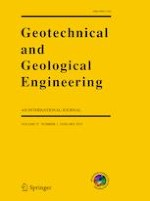 Geotechnical and Geological Engineering 1/2019