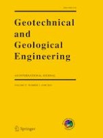 Geotechnical and Geological Engineering 3/2019