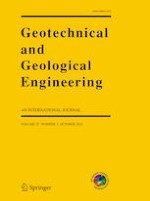 Geotechnical and Geological Engineering 5/2019