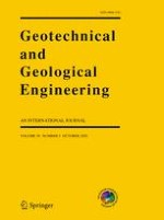 Geotechnical and Geological Engineering 5/2020