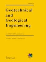 Geotechnical and Geological Engineering 2/2021