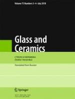 Glass and Ceramics 3-4/2018