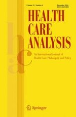 Health Care Analysis 4/2014