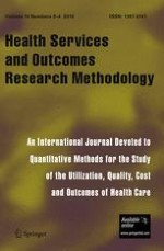 Health Services and Outcomes Research Methodology 3-4/2010