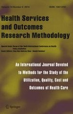 Health Services and Outcomes Research Methodology 4/2014