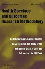 Health Services and Outcomes Research Methodology 2/2018