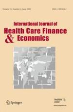 International Journal of Health Economics and Management 2/2012