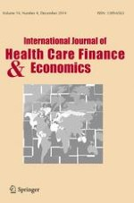 International Journal of Health Economics and Management 4/2014