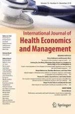 International Journal of Health Economics and Management 4/2018