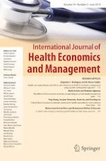 International Journal of Health Economics and Management 2/2019