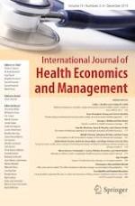 International Journal of Health Economics and Management 3-4/2019