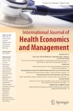 International Journal of Health Economics and Management 1/2020