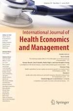 International Journal of Health Economics and Management 2/2020