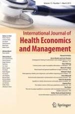 International Journal of Health Economics and Management 4/2003