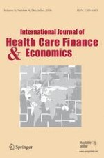 International Journal of Health Economics and Management 4/2006
