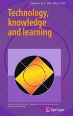 Technology, Knowledge and Learning 1/2015