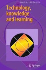 Technology, Knowledge and Learning 1/2018