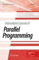 International Journal of Parallel Programming 1/2011