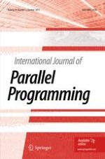 International Journal of Parallel Programming 5/2011