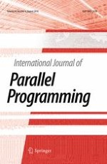 International Journal of Parallel Programming 4/2016