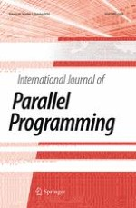 International Journal of Parallel Programming 5/2016