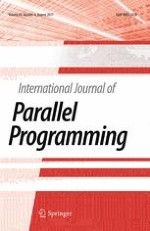 International Journal of Parallel Programming 4/2017