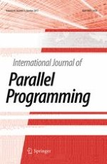 International Journal of Parallel Programming 5/2017