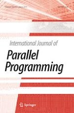 International Journal of Parallel Programming 4/2019