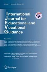International Journal for Educational and Vocational Guidance 3/2011