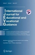 International Journal for Educational and Vocational Guidance 1/2017