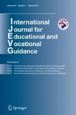 International Journal for Educational and Vocational Guidance 1/2018