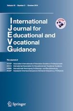 International Journal for Educational and Vocational Guidance 3/2019