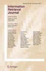 Information Retrieval Journal 5/2017