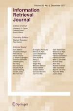 Information Retrieval Journal 6/2017