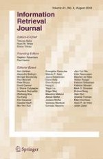 Information Retrieval Journal 4/2018