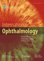 International Ophthalmology 1/2015