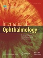International Ophthalmology 4/2016