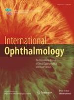 International Ophthalmology 5/2016