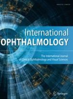 International Ophthalmology 5/2018
