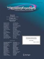 Information Systems Frontiers 4/2016