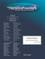 Information Systems Frontiers 4/2017