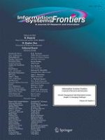 Information Systems Frontiers 4/2018