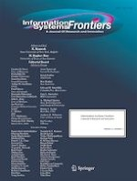 Information Systems Frontiers 2/2019