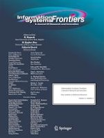 Information Systems Frontiers 4/2019